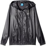 adidas Originals Windbreaker Damen-Jacke Shadow Black