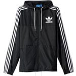 adidas Originals California Windbreaker Herren-Jacke Black