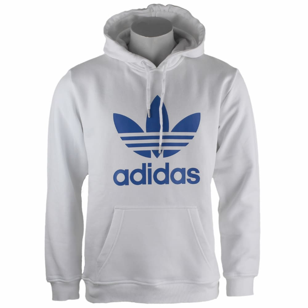 adidas trefoil pullover hoodie in black color black adidas hoodies gold and black adidas. Black Bedroom Furniture Sets. Home Design Ideas