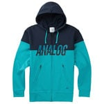 Analog Kincaid Fleece Herren-Fleecejacke Eclipse