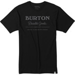 Burton Durable Goods Short Sleeve Herren-Shirt True Black