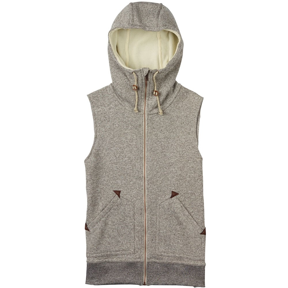 Burton Starr Vest Damen-Weste Dove Heather