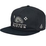 Burton Sunrise Cap Herren-Kappe True Black