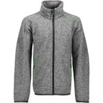 Campagnolo Boy Jacket Kinder-Strickjacke Argento