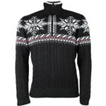 Campagnolo Man Knitted Pullover Nero
