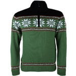 Campagnolo Man Knitted Pullover 7H77502 Garden E117
