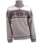 Campagnolo Woman Knitted Pullover Damen-Strickpullover Cacao