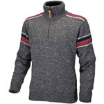 Campagnolo Man Knitted Pullover 7H77478 (Fumo U804)