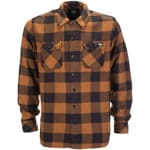 Dickies Sacramento Herren-Hemd Brown Duck