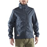 Fjaellraeven High Coast Shade Jacket Navy