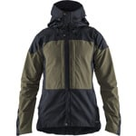 Fjaellraeven Keb Jacket Dark Navy Light Olive