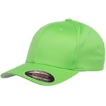 Flexfit Wooly Combed Cap - Fresh Green
