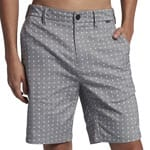 Hurley Dri-Fit Kahuliwae Herren-Shorts Cool Grey
