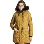 khujo Anastina Jacket Damenjacke Honey