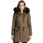 khujo Anastina Jacket Damenjacke Military Green