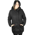 Khujo Cattleye Damen-Winterjacke Black