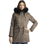 khujo Freja Jacket Damenjacke Military Green
