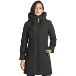 khujo Jerry Prime Damenjacke Black