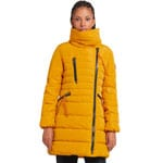 khujo Minni Damenjacke Yellow