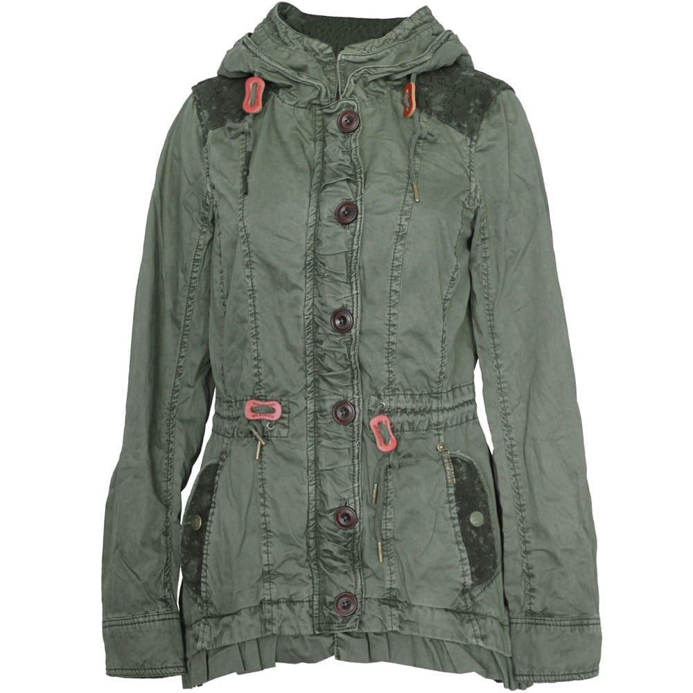 Khujo damen jacke molly