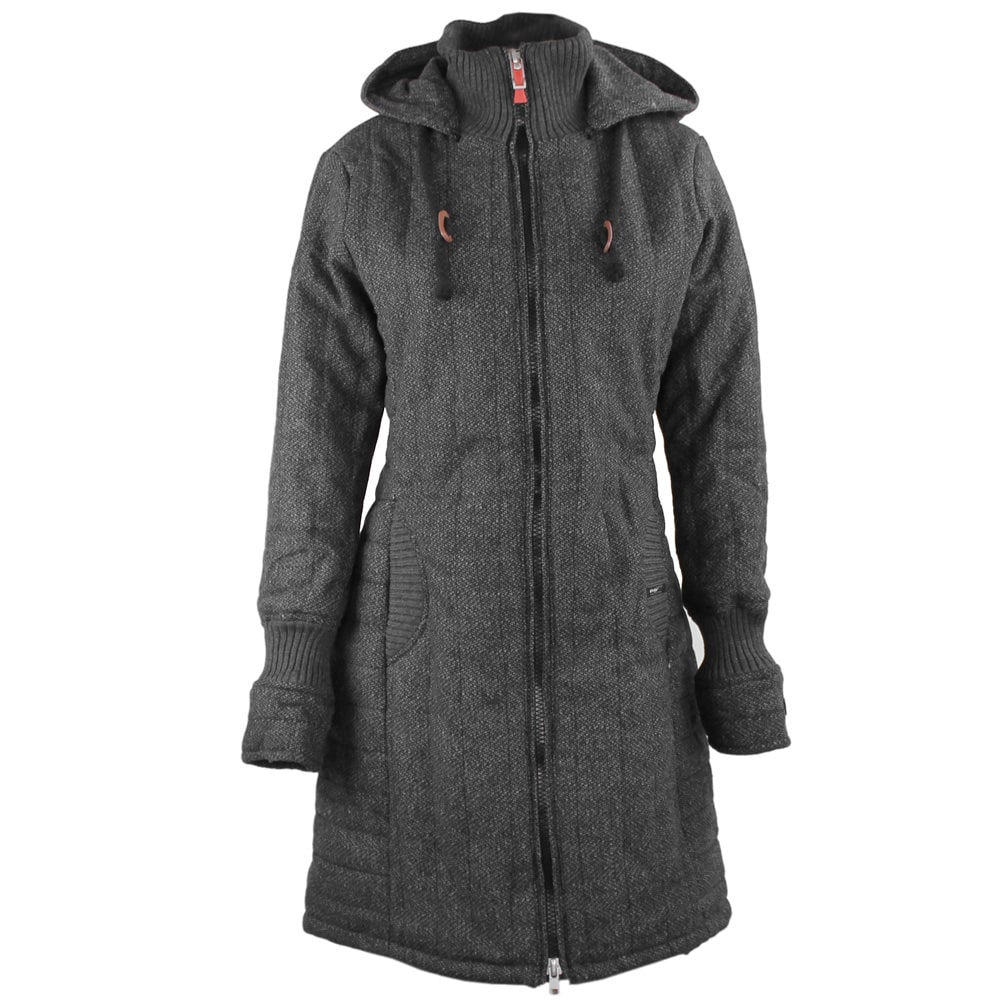 Khujo winterjacke damen retro