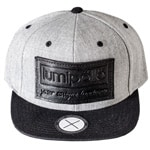 lumipoelloe Saimaa Cap - Light Grey Black