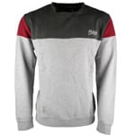 Maloja ForestM Sweat Shirt Herren-Pullover Grey Melange