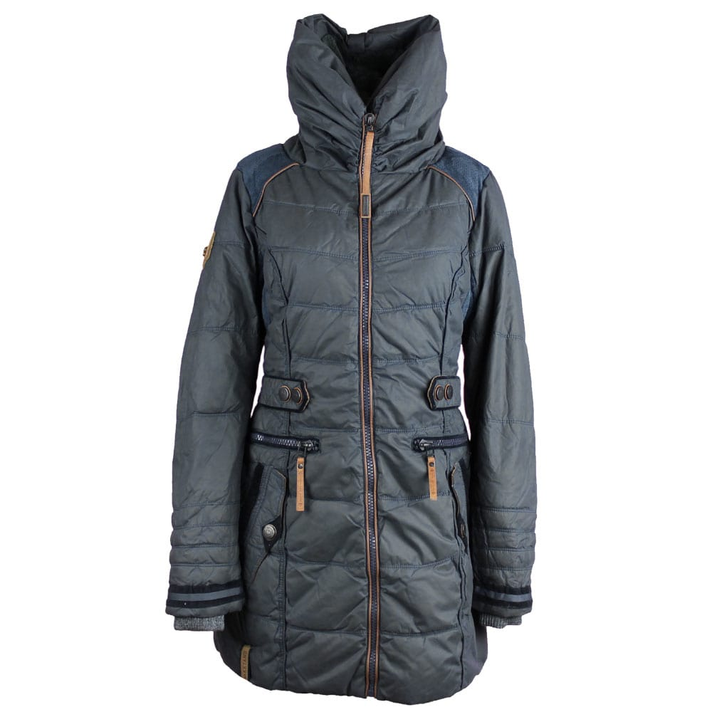 Naketano damen winterjacke knastrologin