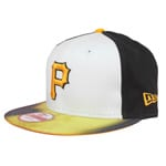 New Era Cap Watercolor Pittsburgh Pirates OTC  Black