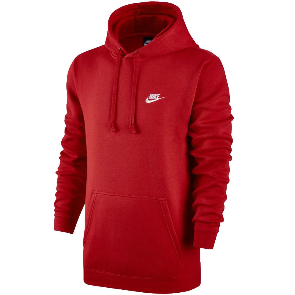 half off 49786 9275d Nike Club Sweat-Hoodie 2018
