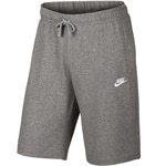 Nike Sportswear Club Short Herren-Hose Grey Heather/White