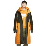 Nike Synthetic-Fill-Parka Kumquat/Sequoia