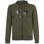 Oakley Bark Full-Zip Hoodie Dark Brush