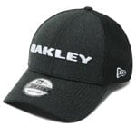 Oakley Heather New Era Snapback Hat Blackout