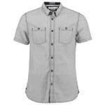 Oneill Cut Back Short-Sleeve Shirt Asphalt