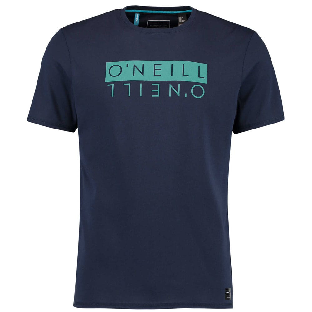 Oneill Duo Hybrid Herren-T-Shirt Ink Blue