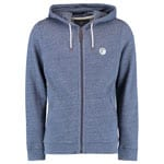 Oneill Originals Full Zip Herren-Kapuzenpullover Ink Blue