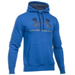 Under Armour Triblend Herren-Hoodie 1280762-400 Royal
