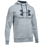 Under Armour Triblend Herren-Hoodie 1280762-035 Steel