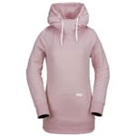 Volcom Yerba Fleece Pullover Damen-Skipullover Rose Wood