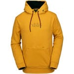 Volcom JLA Pullover Fleece Resin Gold