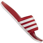 adidas Performance Adilette CF+ Slipper Scarlet/White