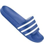 adidas Adilette W Slipper Bluebird White
