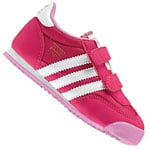 Adidas Dragon CF I Kleinkind-Sneaker Q20537 Pink/White/Orchid