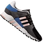 adidas Originals Equipment Support RF W Damen-Sneaker Black/Coral