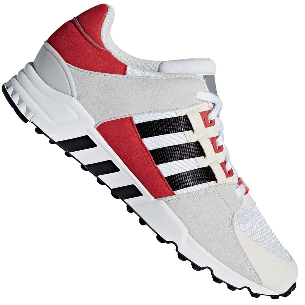 pretty nice 2564a d6204 adidas Originals Equipment Support RF Sneaker WhiteBlackScarlet