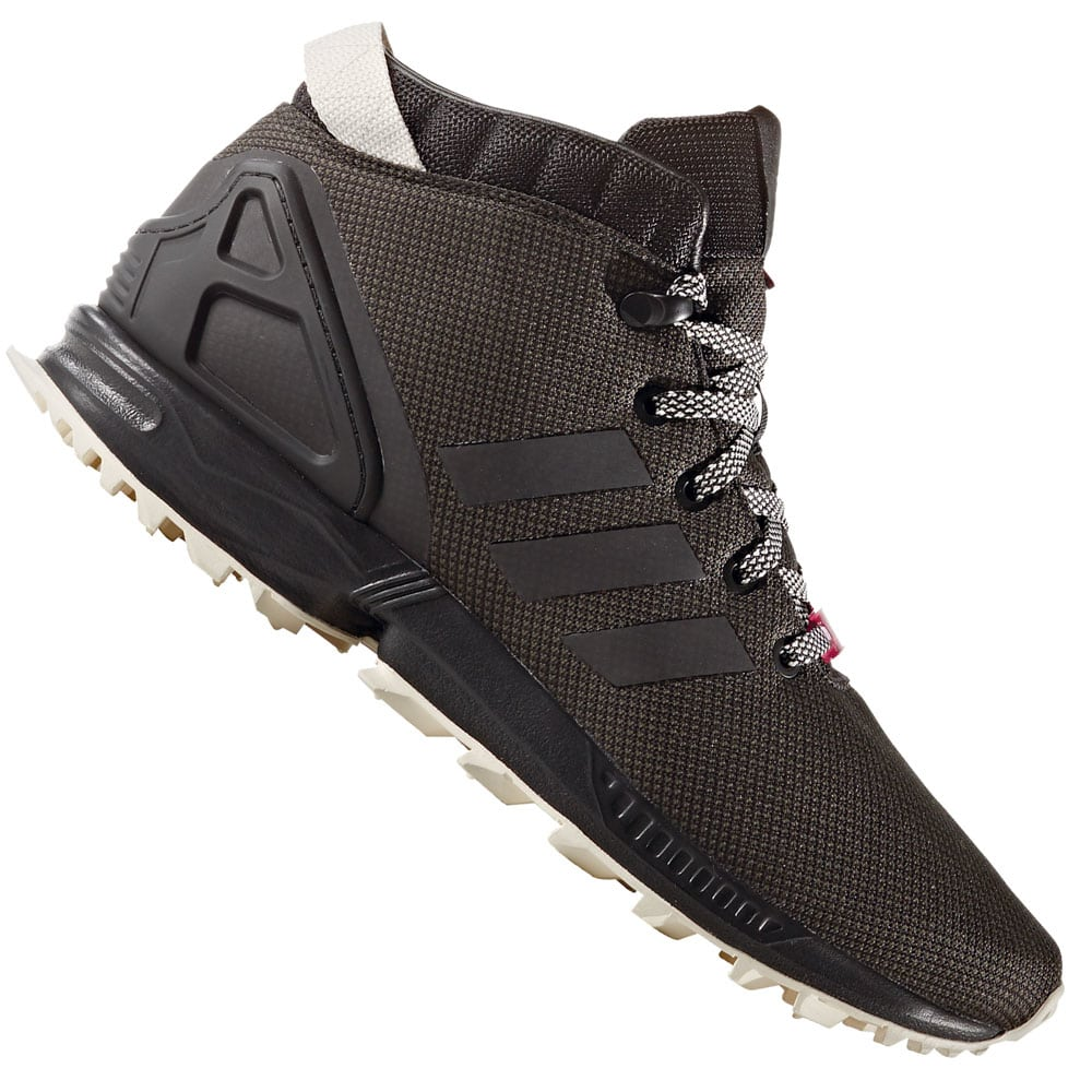 adidas originals zx flux 5 8 tr herren winterschuhe utility black fun sport vision. Black Bedroom Furniture Sets. Home Design Ideas