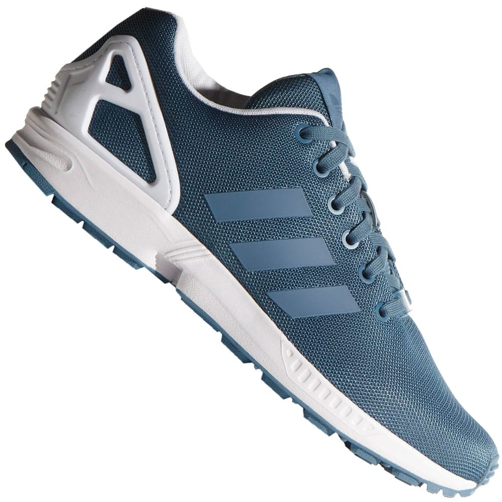 adidas zx flux blau sneaker b34493 die liga der aussergewoehnlichen. Black Bedroom Furniture Sets. Home Design Ideas