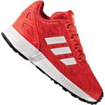 adidas Originals ZX Flux EL I Kleinkind-Sneaker Core Red