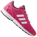 adidas Originals ZX Flux K Sneaker Equipment Pink/White
